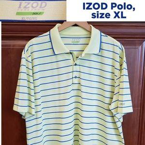 Men's IZOD Polo Shirt, size XL
